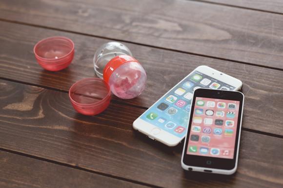 子ども用スマートフォン