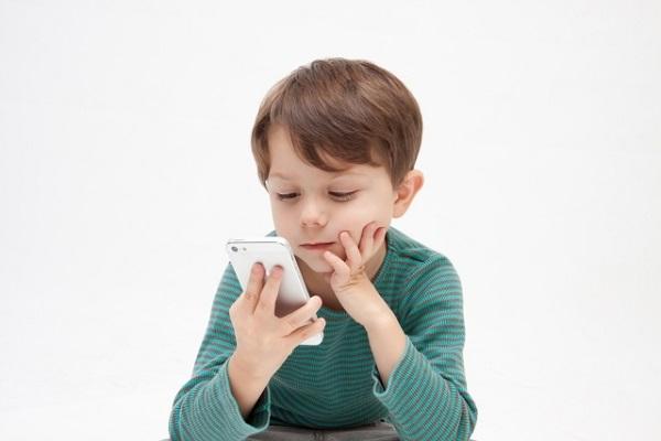 子ども携帯
